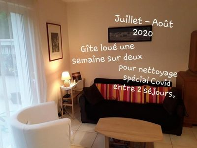Photo for Gite Eysines, 2 bedrooms, 4 persons