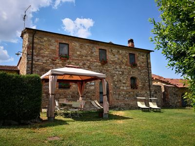 Photo for 3BR House Vacation Rental in Cetona, Toscana
