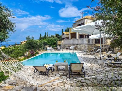 Photo for Spacious, villa Ionia directly the sea.