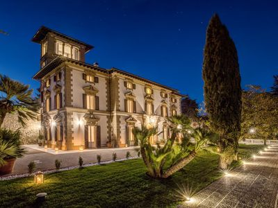 Photo for Luxurious 19th Century Estate on Tuscan Coast