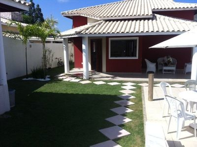 Photo for Barra do Jacuipe Beach house pool in excellent condominium on the North Coast