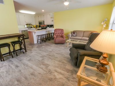 Photo for FAMILY FRIENDLY RESORT ON WEST END OF PCB~SPACIOUS 1/1.5 W/ BUNKS!!