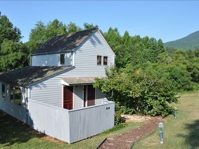 Photo for Beautifully Located Cabin Near Blue Ridge Pkwy and Skyline Dr.