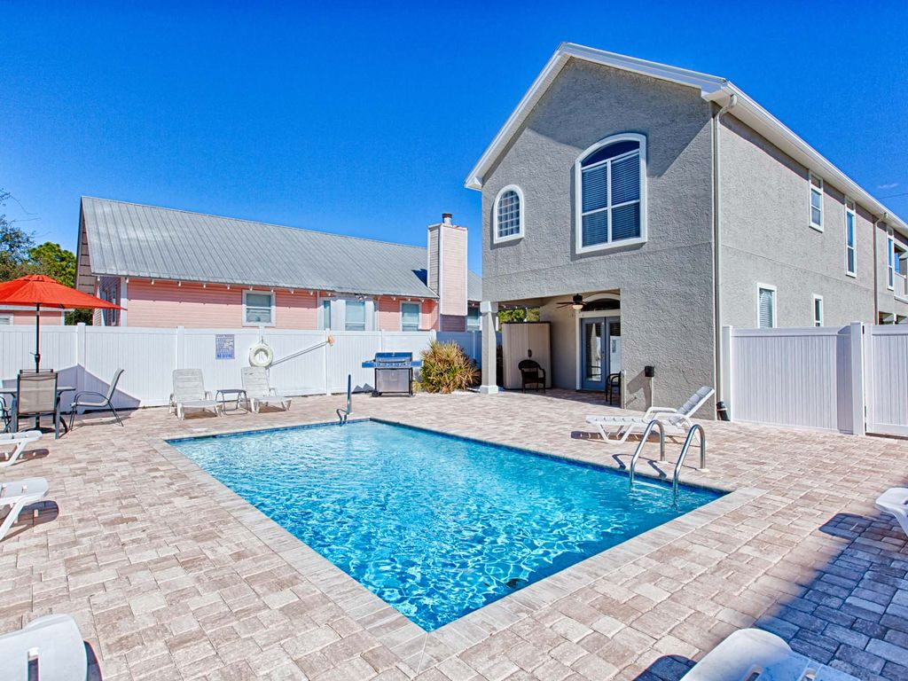 Cheapest Property In Usa 1 2 Mile From Seaside Private Pool Vrbo