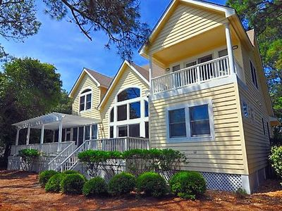 Photo for FOREplay @5: Pet-friendly, Currituck Club Amenities