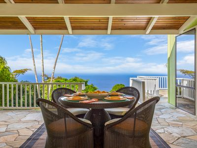 Photo for Kona Coast Original Beach Boys 9.5 acre Estate, Pool and Amazing Ocean Views