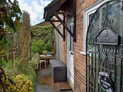 Photo for 2BR Cottage Vacation Rental in Ashbourne, Derbyshire