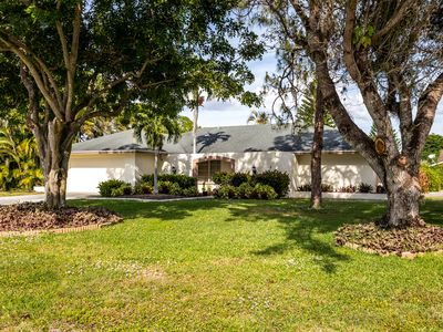 Photo for Naples Paradise -beautifully updated 3 bed + office pool home close to 5thAve