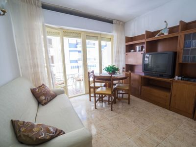 Photo for Apartment Canalejas in Santa Pola - 5 persons, 3 bedrooms