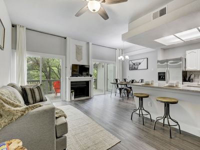 Photo for South Austin Creekside Retreat