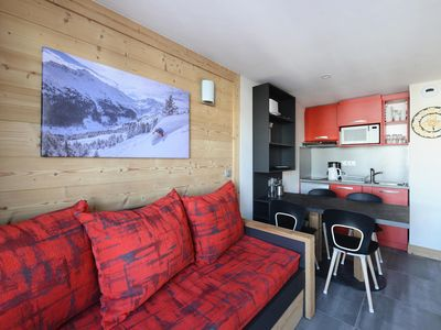 Photo for 1BR Apartment Vacation Rental in LES COCHES