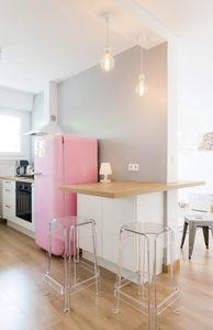 Photo for Life in pink apartment with parking