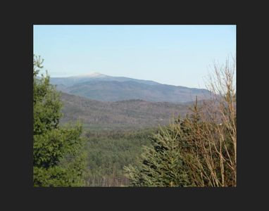Photo for Tenney Mountain Getaway with Magnificent Views of the White Mountains