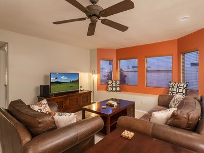 SANITIZED Beautiful Southwest Inspired 3 bedroom townhome - 2 car garage, Washer/Dryer, WiFi - By...