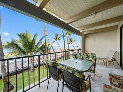 Photo for Spectacular oceanfront views w/WiFi, private lanai, shared pool, BBQ, hot tub- p