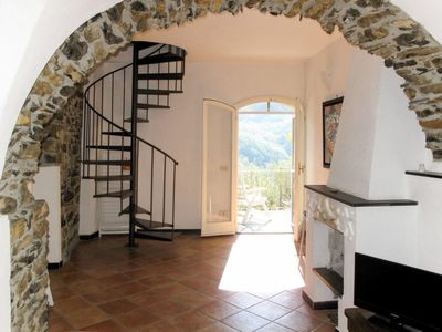 Photo for Vacation home Casa due Limoni (PTB200) in Pietrabruna - 5 persons, 1 bedrooms