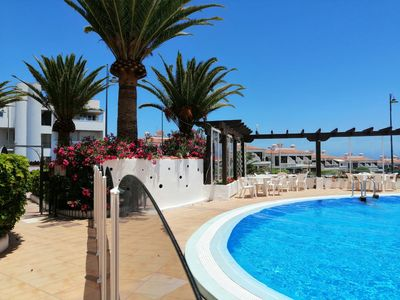 Photo for Apartment Free Wi-Fi - proximity to ocean golf and heated pool