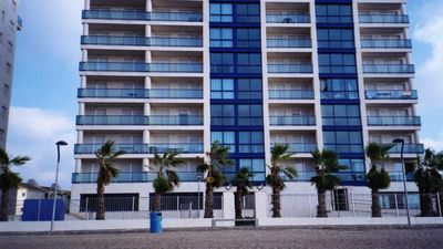 Photo for Beach front, 2 bed, 2 bath, adult & children's swimming pools