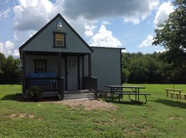 Photo for 1BR Cabin Vacation Rental in Sims, Arkansas