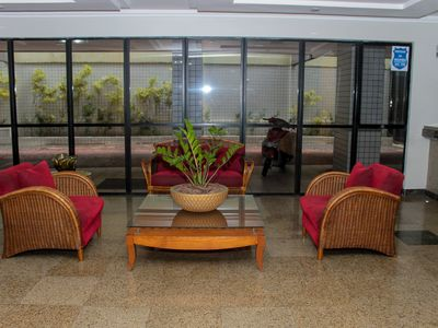 Photo for Flat in Petrópolis - Complete, excellent location and WIFI