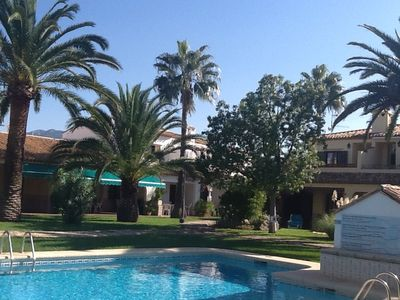Photo for Peaceful cottage, near the sea, close to Denia, family friendly