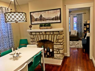 Photo for Sun-drenched Vintage 5BR Home Near Everything KC