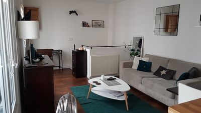 Photo for Beautiful location in the Marais. Sought after area, 2. p. comfortable and quiet