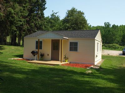 Photo for 1BR Cottage Vacation Rental in Frankfort, Michigan