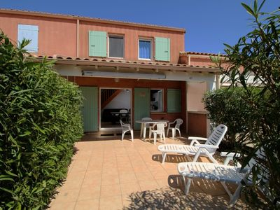 Photo for 2BR House Vacation Rental in PORTIRAGNES PLAGE