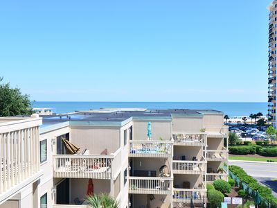 Photo for OCEAN VIEW in Paradise!  TOP LOCATION! Walk to EAT * PLAY *  SHOP