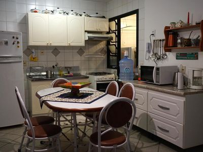 Photo for Apartment next to the Beach - Air Conditioning - Praia dos Ingleses