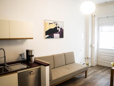 Photo for A design gem in the heart of Mitte-Moabit (3bedrooms/2bathrooms)