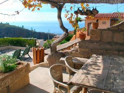 Photo for Finca vacation rest relaxation Tenerife south