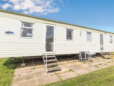 Photo for 8 berth static caravan at Manor park - great for a seaside break ref 23015