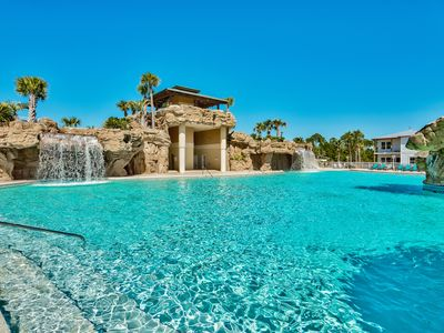 Photo for New Construction: 6 Bedroom, On the Pool, 1/2 mi to beach, Gem Cart!