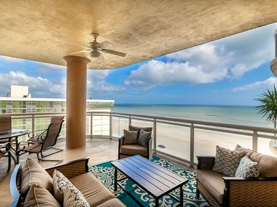 Photo for Daytona's Premier Luxury Condo Ocean Vistas Unit 801