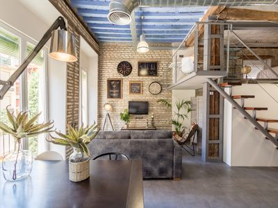 Photo for Loft Cathedral apartment