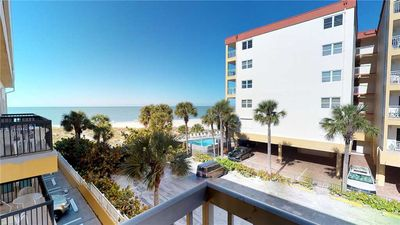 Photo for Gulf & Beach Views from Balcony. Awesome Decor Sleeps 4 - Perfect for family - Free Wifi