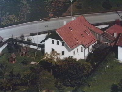 Photo for Charming farmhouse for up to 12 people in the Bavarian Forest Nature Park