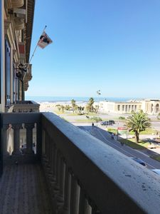 Photo for Viareggio sea view apartment in a 4-star hotel residence