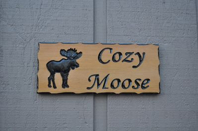 Cozy Moose Suite