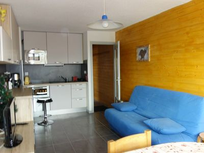 Photo for 2 ROOMS APARTMENT ALPE D'HUEZ CENTER STATION