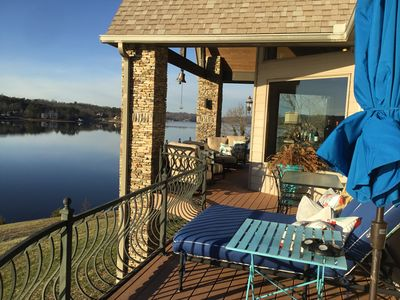 Photo for Breathtaking water views of the beautiful Tennessee River