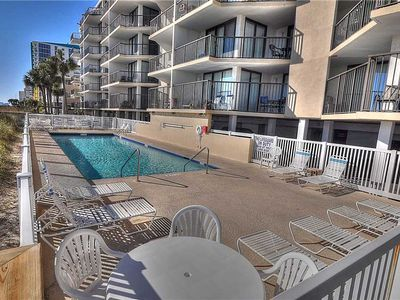 Photo for Crescent Sands I D5: 3 BR / 3 BA condo in North Myrtle Beach, Sleeps 8