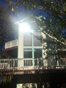 Photo for Cute Oceanview!! 2Bed/2Bath 1100 sq. ft. beach house, two blocks to the beach!