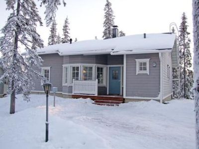 Photo for Vacation home Vuosselinhovi f in Kuusamo - 8 persons, 2 bedrooms