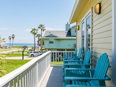 Photo for NEW LISTING! Oceanview house w/multiple decks, private pool table & beach access