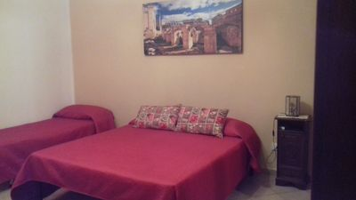 Photo for 'A casa di Francy' .. ground floor apartment. Quiet area and served