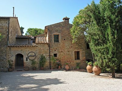Photo for 2BR Villa Vacation Rental in San Gimignano