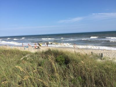 Photo for Spectacular Direct Oceanfront 2BR Condo in Emerald Isle NC